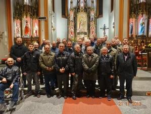 Jesienno-zimowe spotkania rejonowe Bractwa w roku 2014