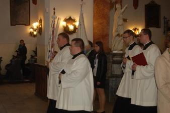 Klerycy w Bractwie (19.10.2014)