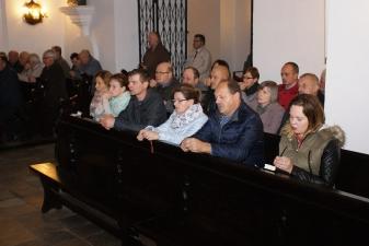 Ogólne spotkanie Bractwa w Jemielnicy - Część I w kościele (29.10.2017)