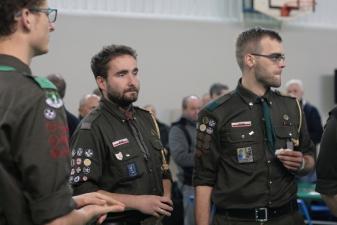 Ogólne spotkanie Bractwa w Jemielnicy - Część II w szkole (29.10.2017)