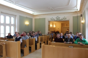 Rekolekcje Bractwa w Głuchołazach (03-05.02.2017)