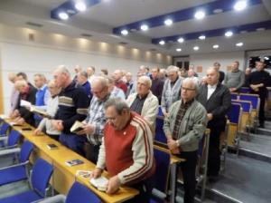 Rekolekcje Bractwa w Głuchołazach (9-11.02.2018)
