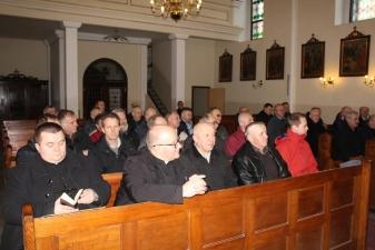 Rekolekcje w Głuchołazach (12-14.02.2016 r.)